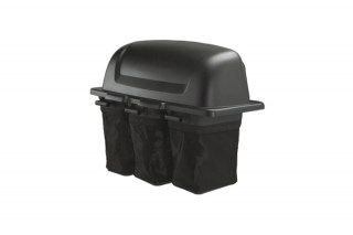 ZTR® Zero Turn Triple Bin Collection System
