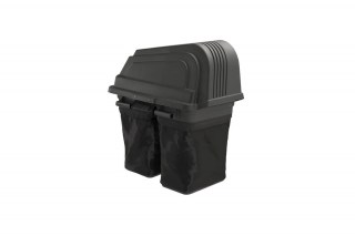ZTR® Zero Turn Double Bin Collection System